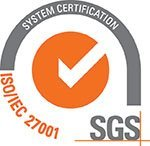 Links' HR Outsourcing services are audited and certified for the ISO 27001 information security standard.