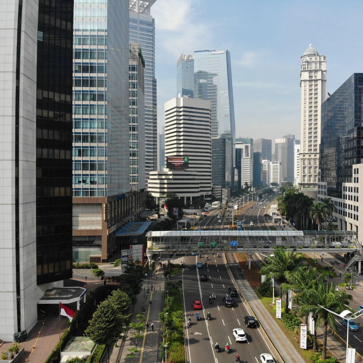 Indonesia Job Search