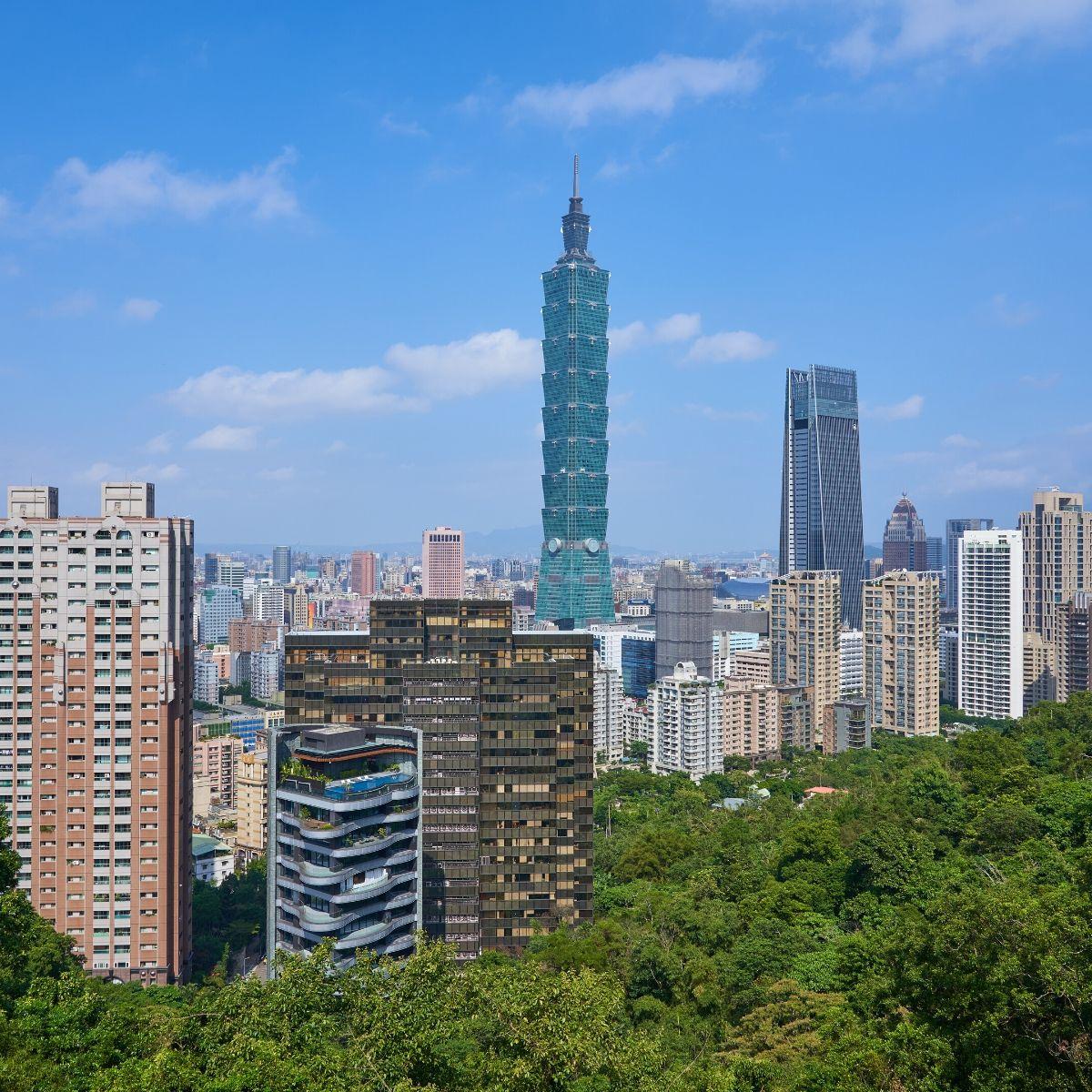Taiwan Job Search