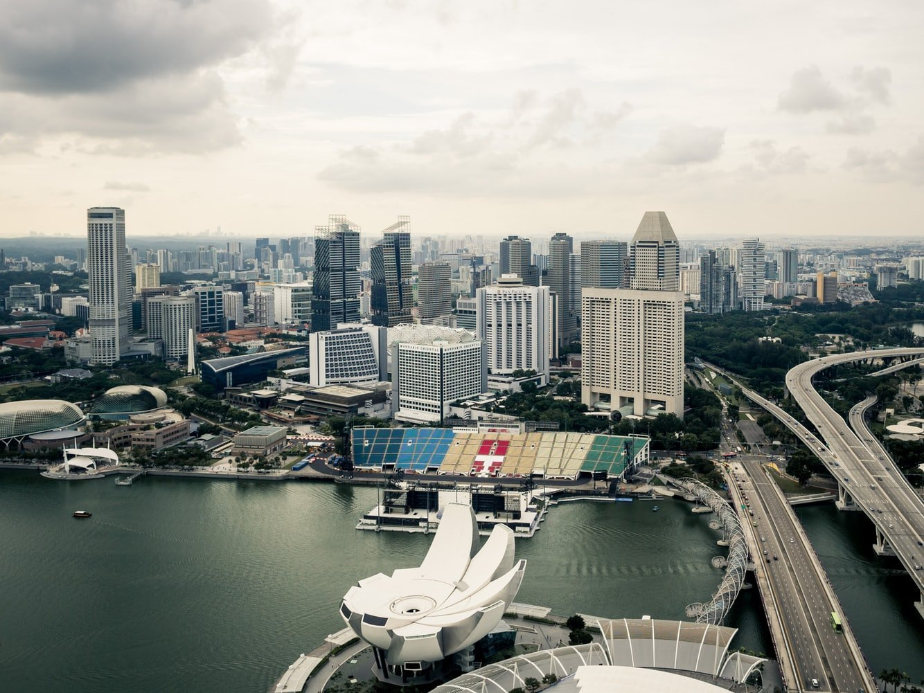 Singapore Training Employment Pass allows foreigners to receive work training in Singapore.