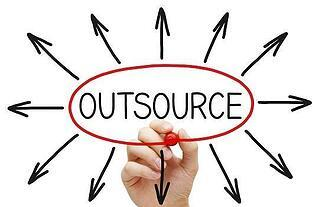 Outsource Graphic