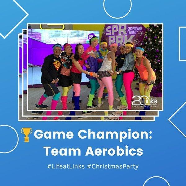 Links Christmas Contest: Game Champion