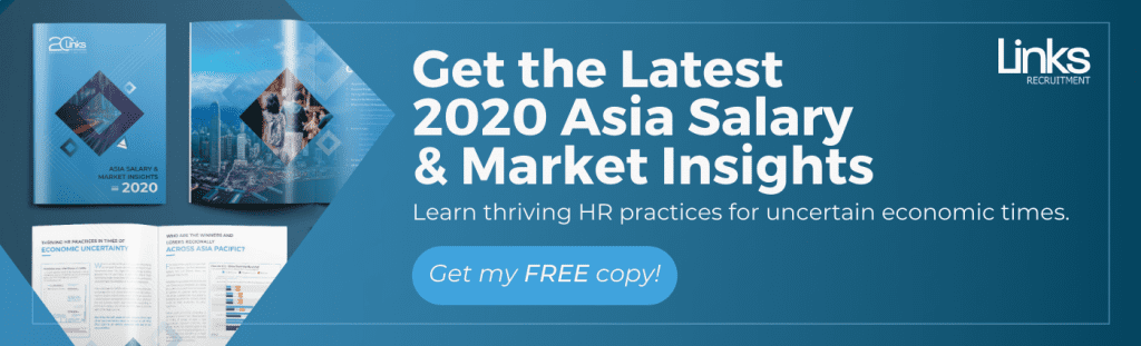 Download the latest 2020 Asia Salary & Market Insights