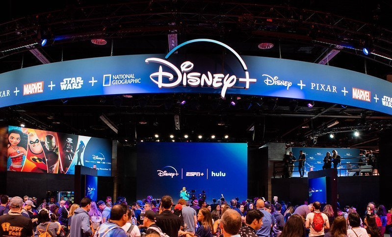 Digital Transformation - Disney+ challenging streaming services
