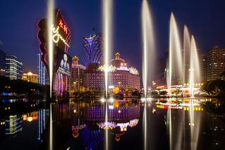 Night in Macau