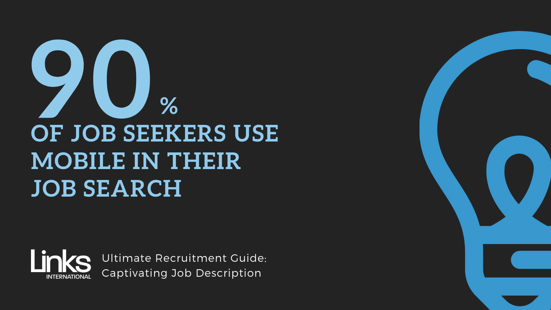 Ultimate Job Description Quide- Statistics