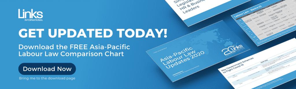 2020 Asia Labour Law Comparison Chart Download