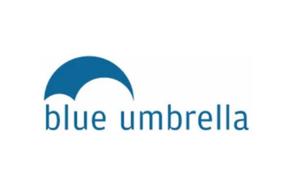 Blue Umbrella - Logo