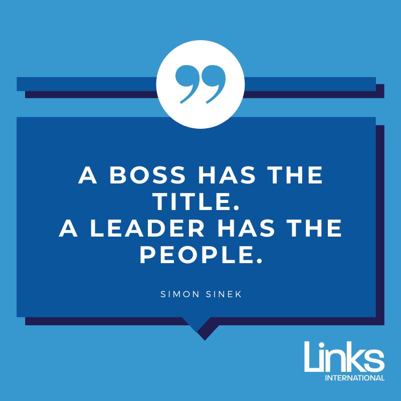 Simon Sinek Leadership Quote