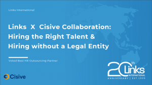 Links X Cisive Hiring Workshop